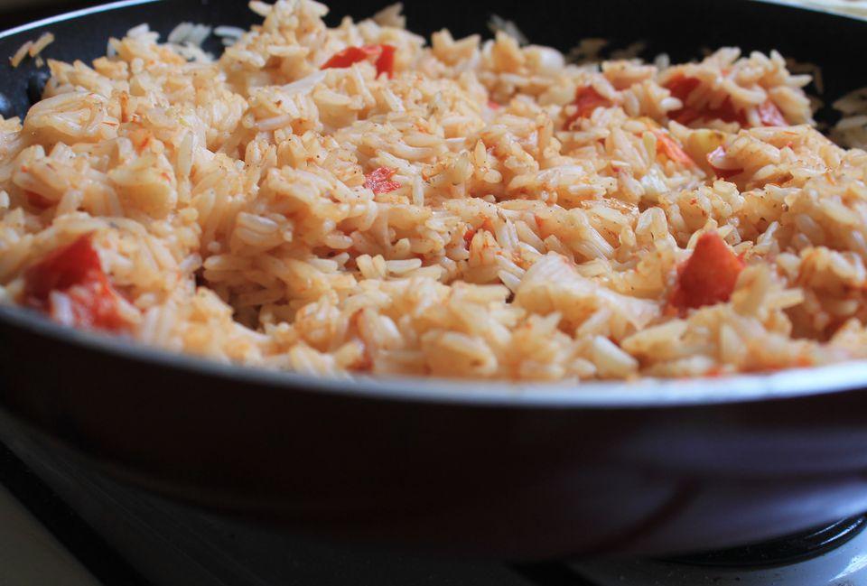 Easy vegetarian crock pot spanish rice recipe vegan easy vegetarian crock pot spanish rice recipe forumfinder Choice Image