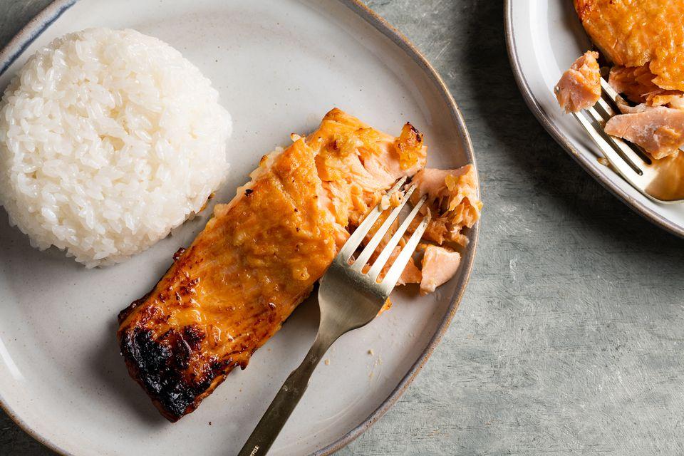 Shio Koji Salmon