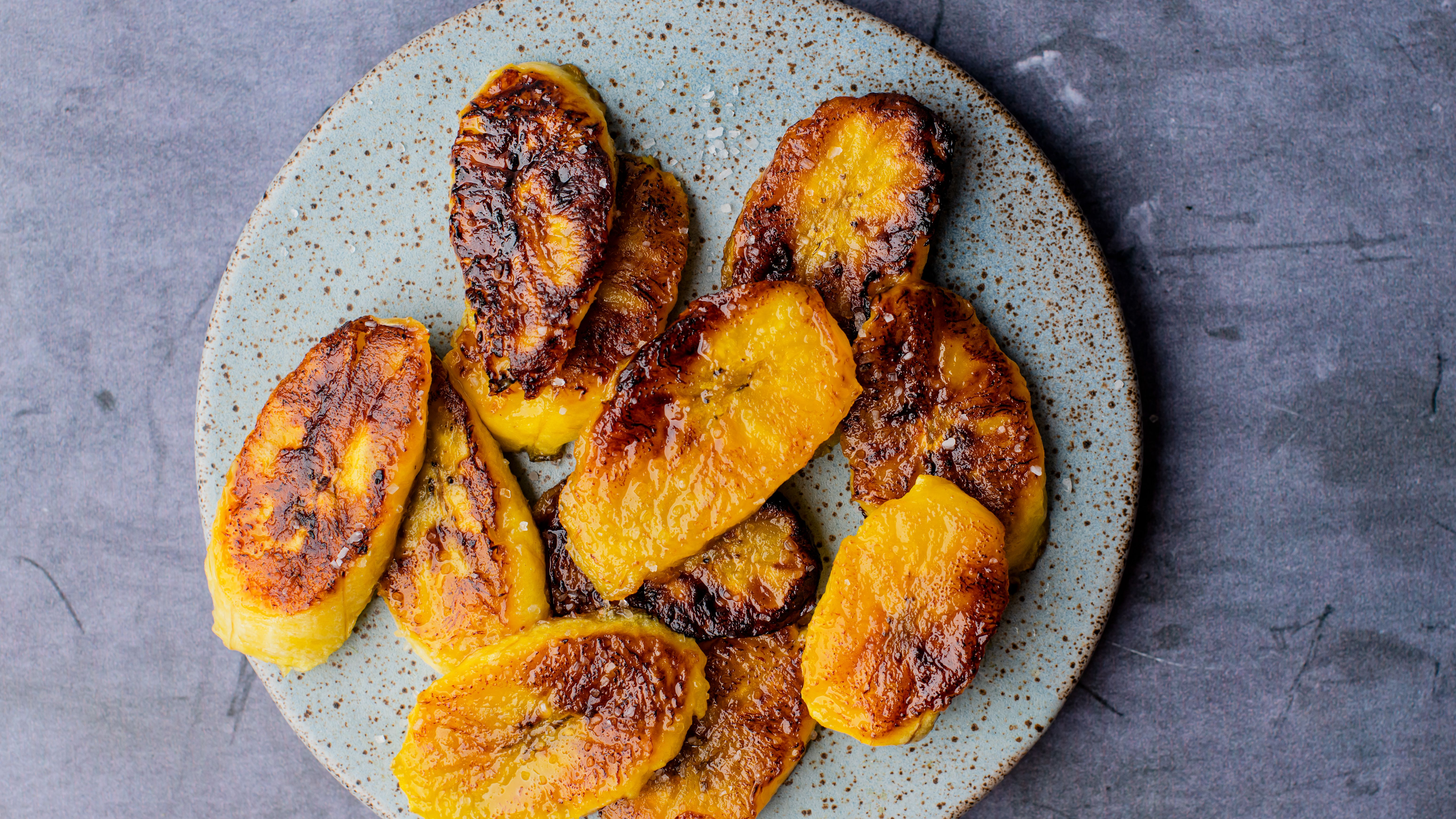 Fried Ripe Plantains Recipe