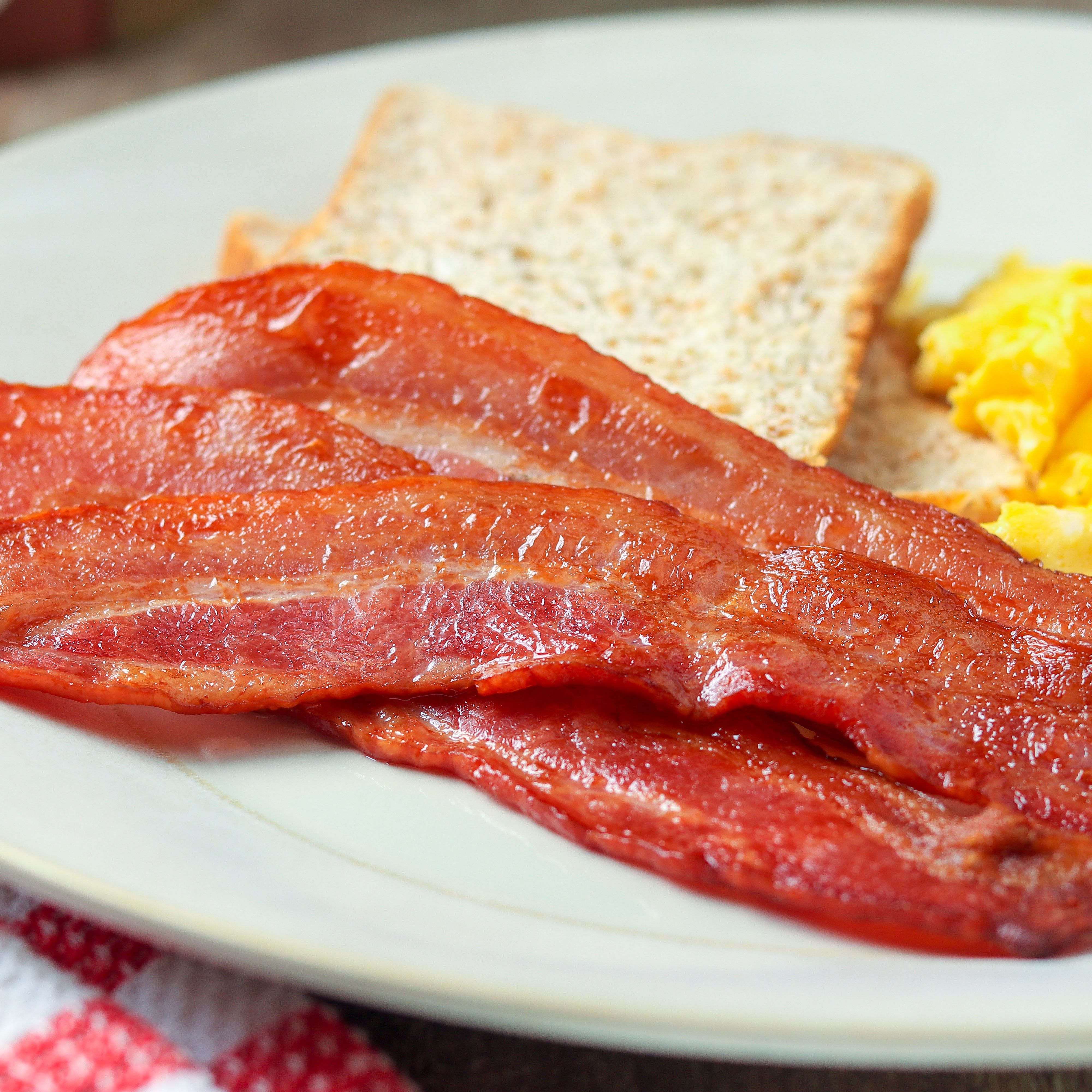 Easy Oven Cooked Bacon Recipe
