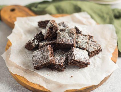 Mint chocolate chip brownies pareve recipe
