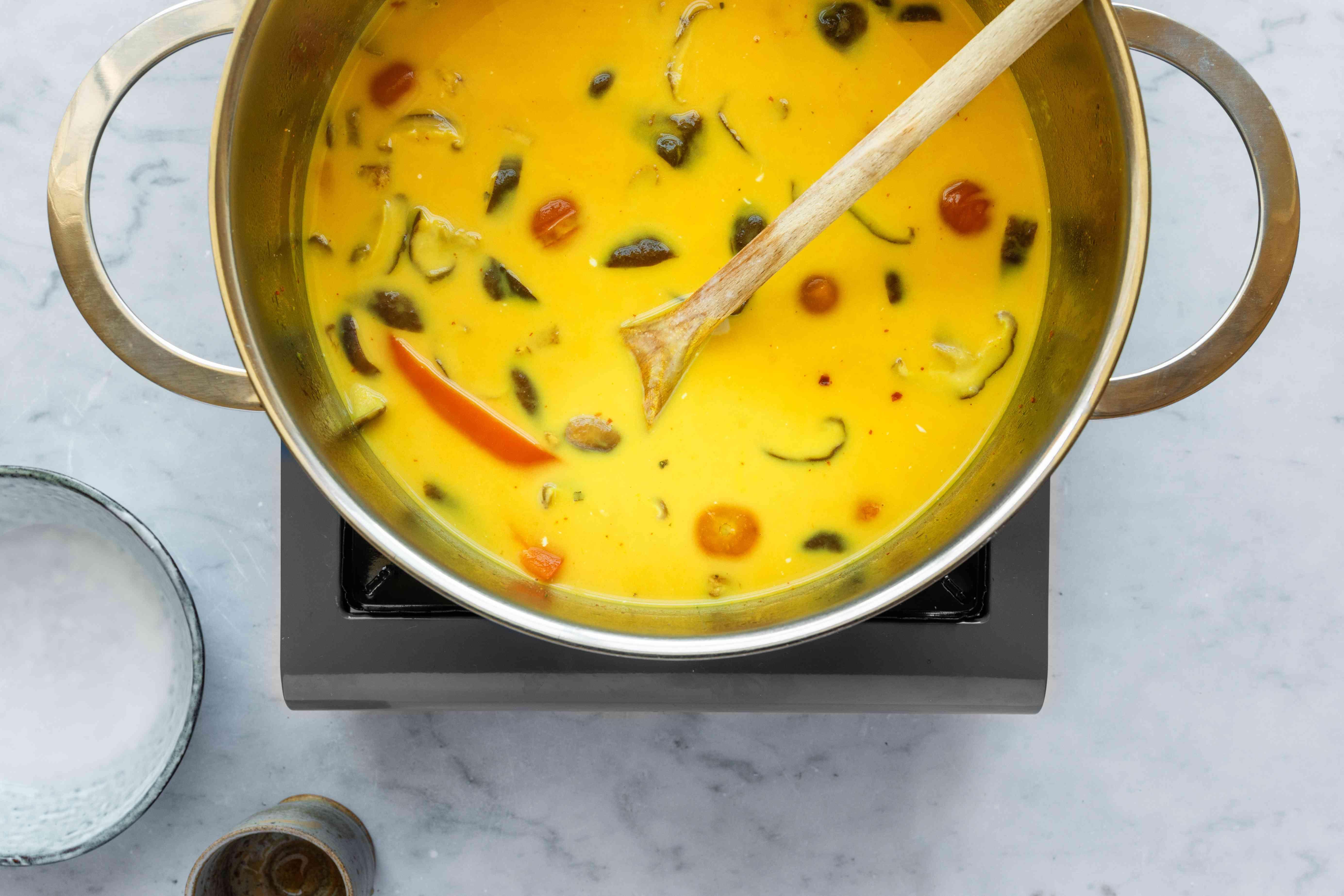 Add soup