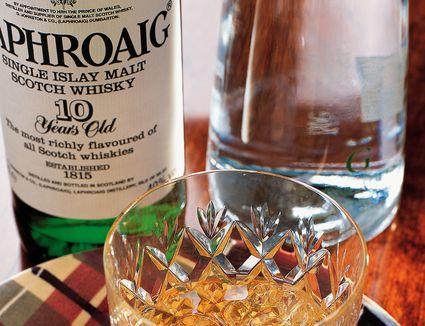 Laphroaig Single Malt Scotch