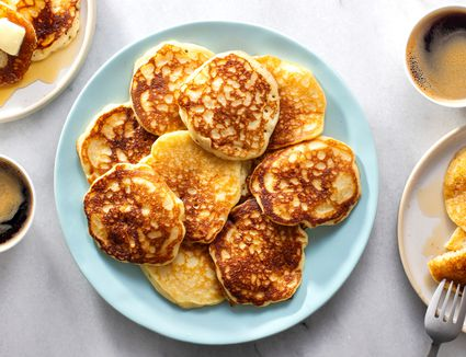 Welsh Pancake (Crempog)