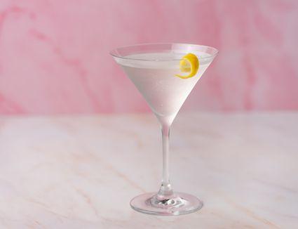 Tequini (Tequila Martini)