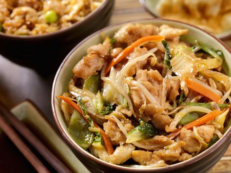Chicken Chop Suey Recipe With Ginger Root