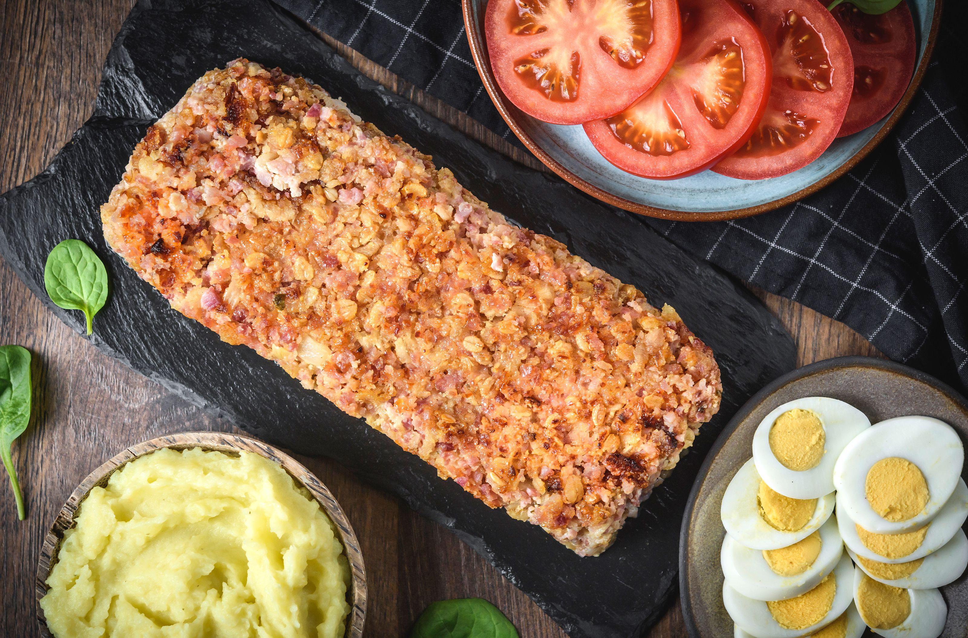 Easy ham loaf