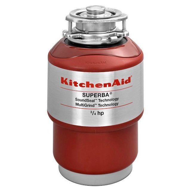 KitchenAid Continuous Feed Garbage Disposal