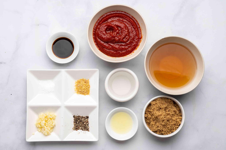 Jack Daniel's Rib Glaze ingredients