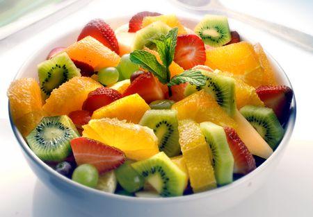 How To Make A Tropical Fruit Salad