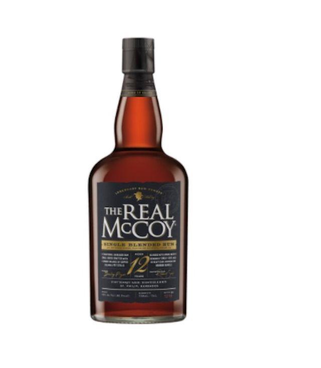 Real McCoy 12 Yr Rum