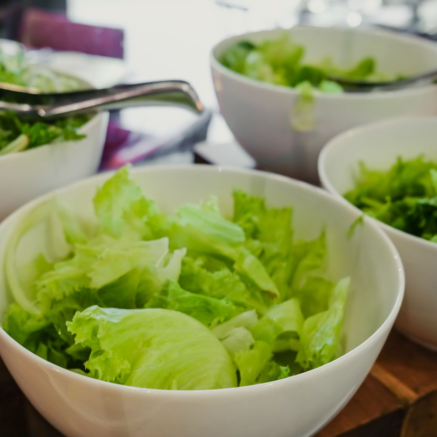 Thai Green Salad Recipe
