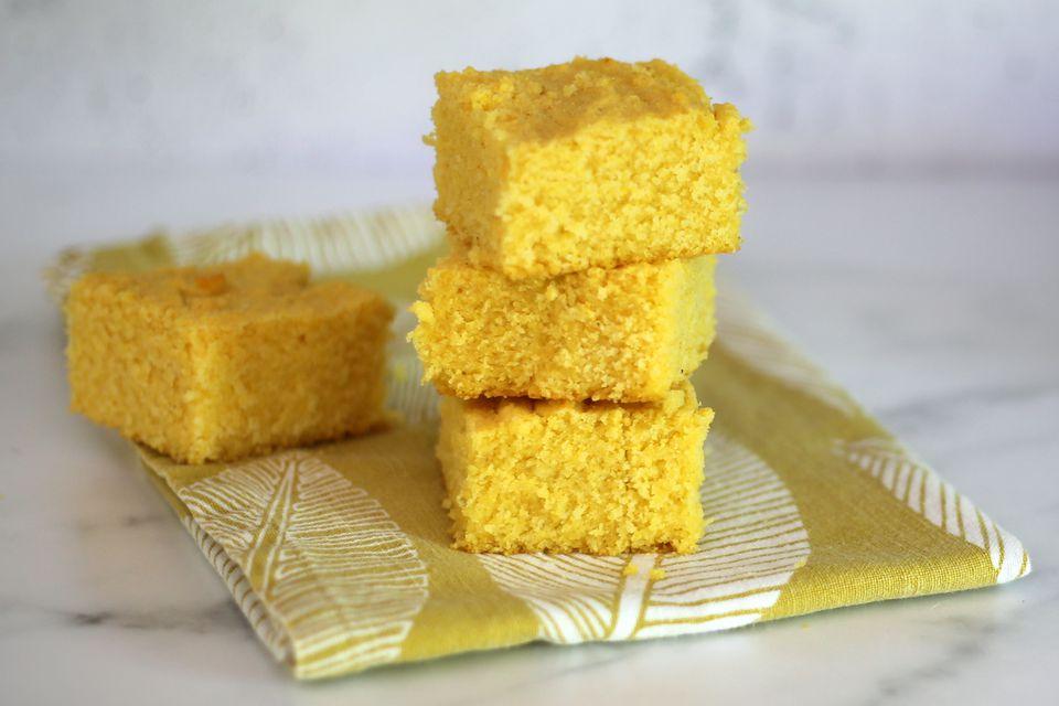 Pan de maíz diario