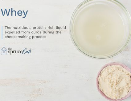 what is whey