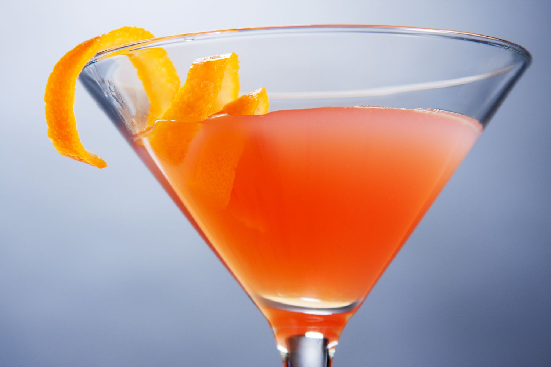 Popular Hollywood Martini Cocktail Recipe