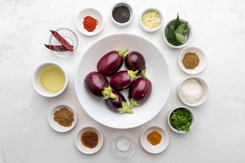 Bharvaan Baingan ingredients