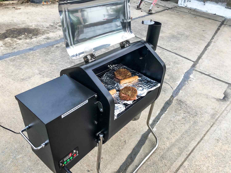 green mountain grills davy crockett pellet grill