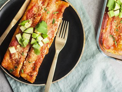 30 Minute Mexican Enchiladas Recipe