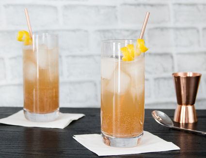 Tamarind and Tequila Cocktail