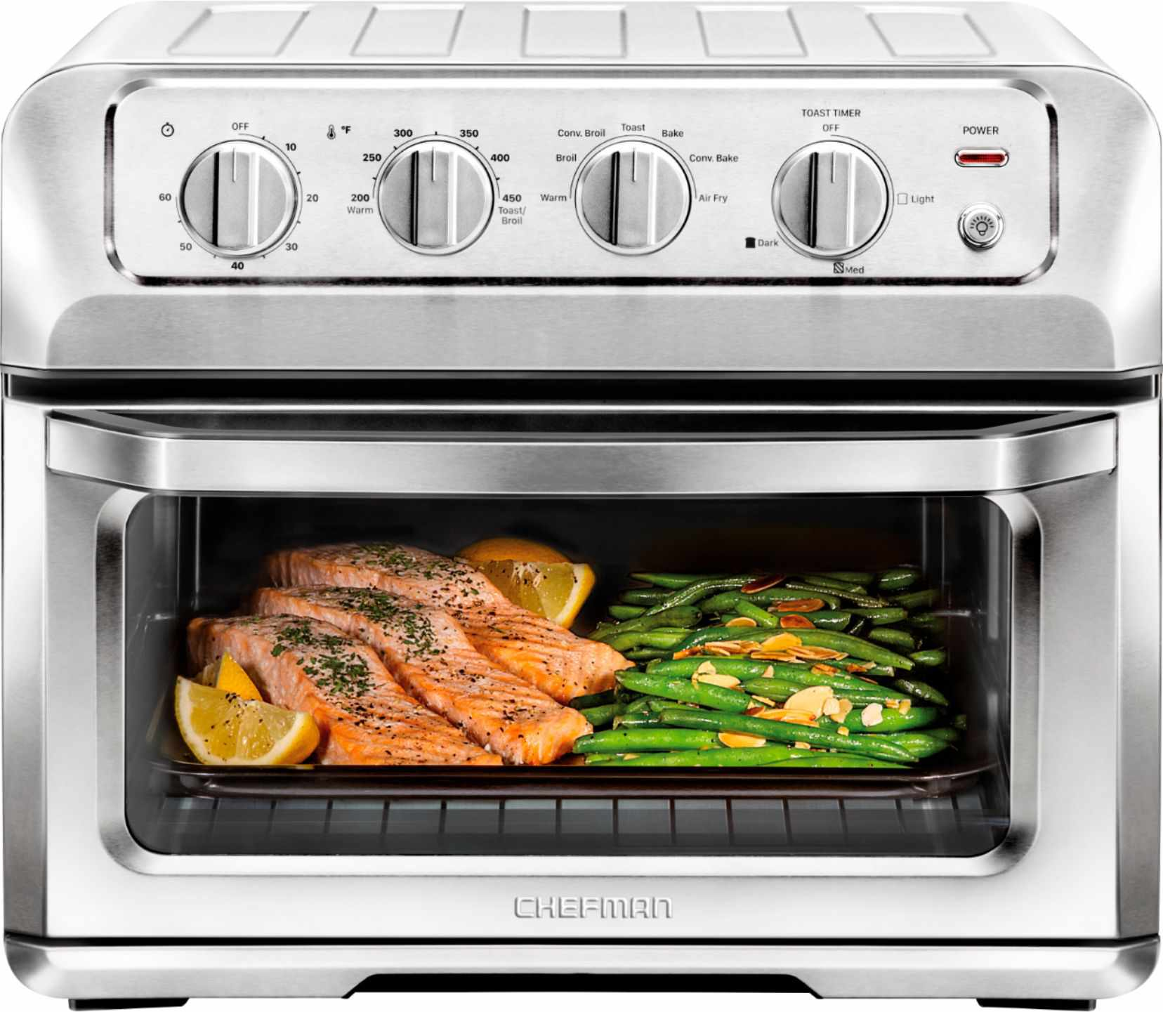 Chefman Toastair Air Fryer and Toaster Oven 20 Liter