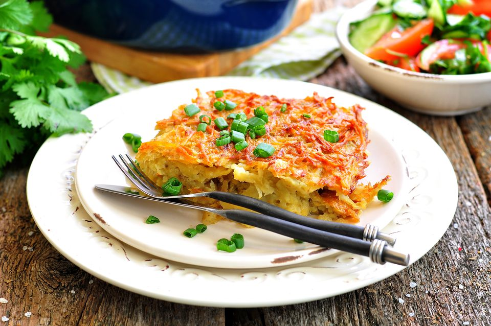 Egg free vegan potato and carrot kugel recipe forumfinder Image collections