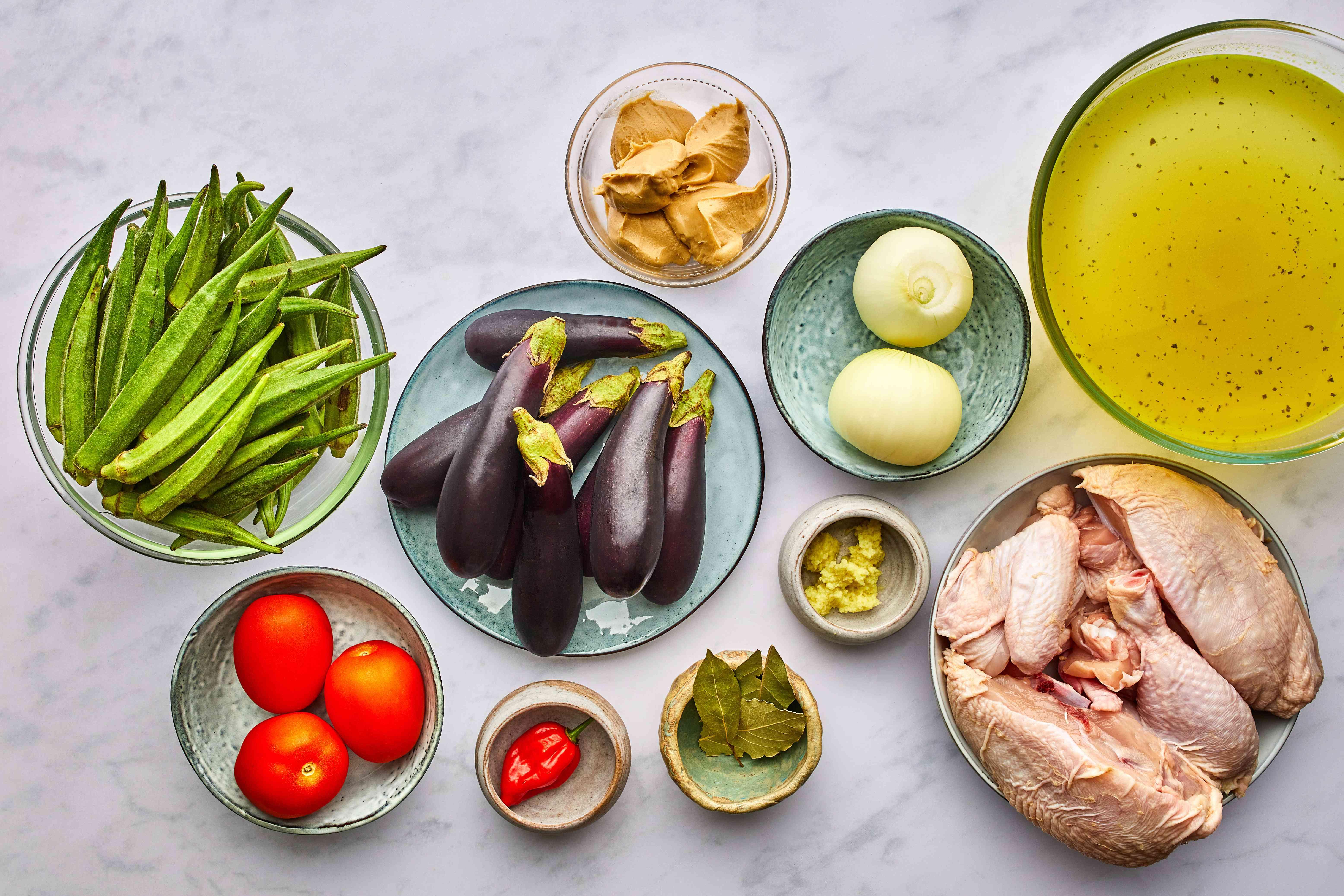Peanut Butter Soup Recipe ingredients