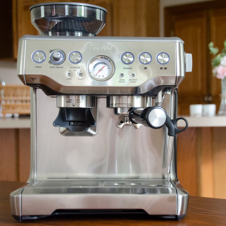 Breville The Barista Express Review