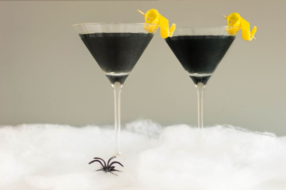 Black Martini Recipe