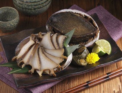 Sliced Abalone