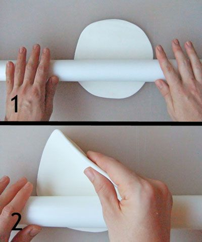How to Make Fondant Pearls: a Photo Tutorial