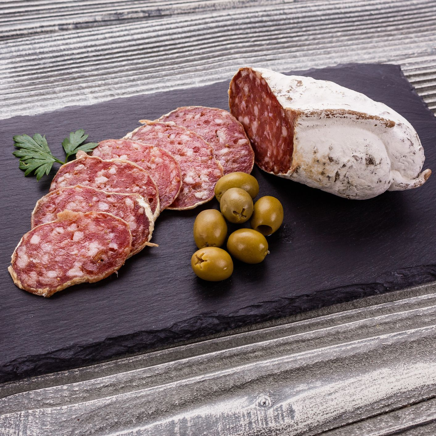 Classic Saucisson Sec (French Cured