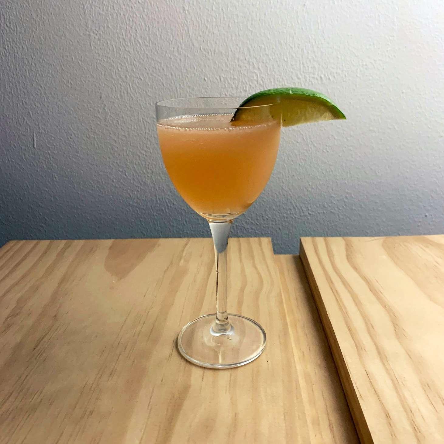 Pegu Club Cocktail Tester Image
