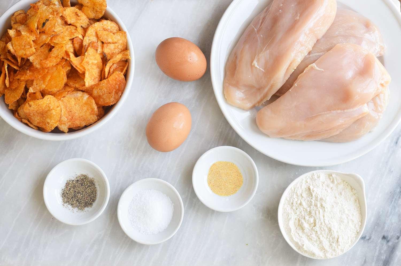 potato chip chicken ingredients