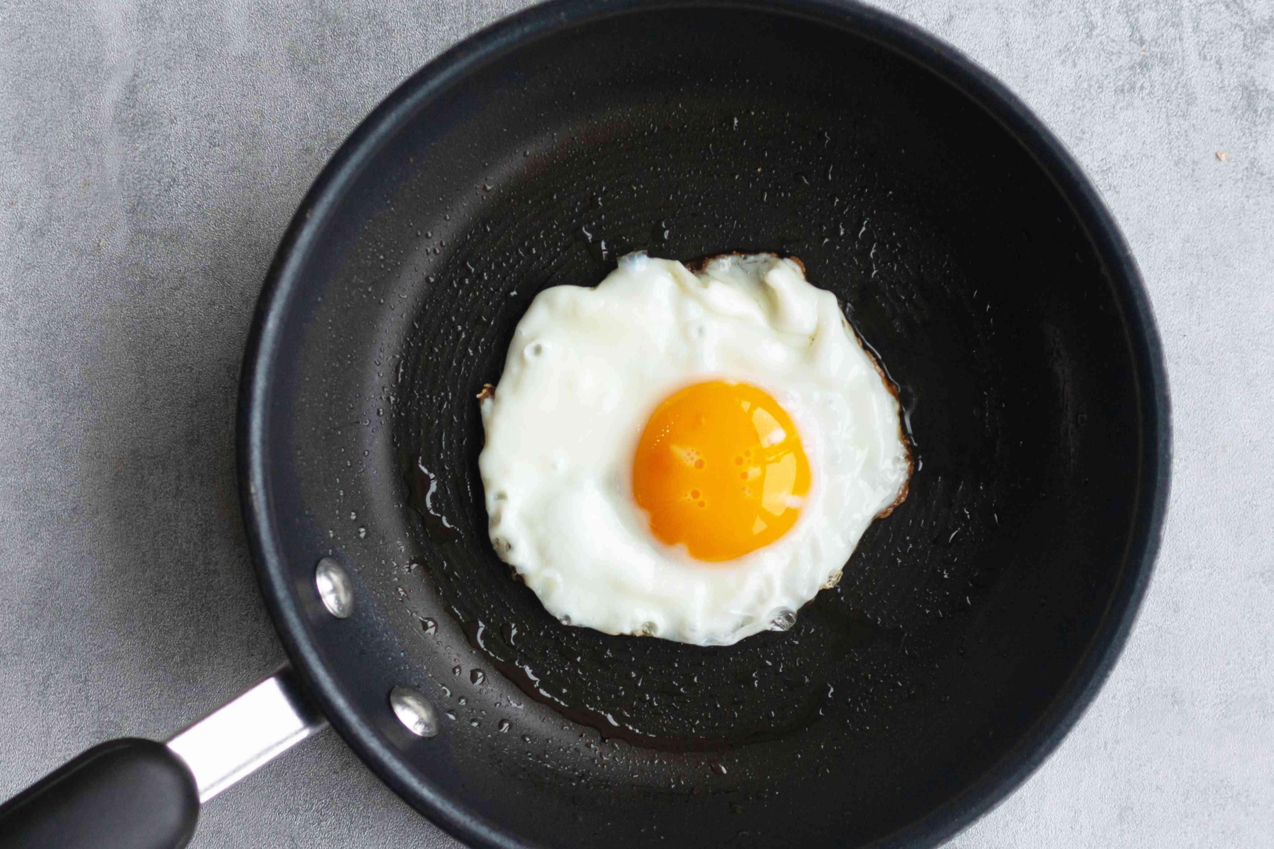 fried egg irish breakfast