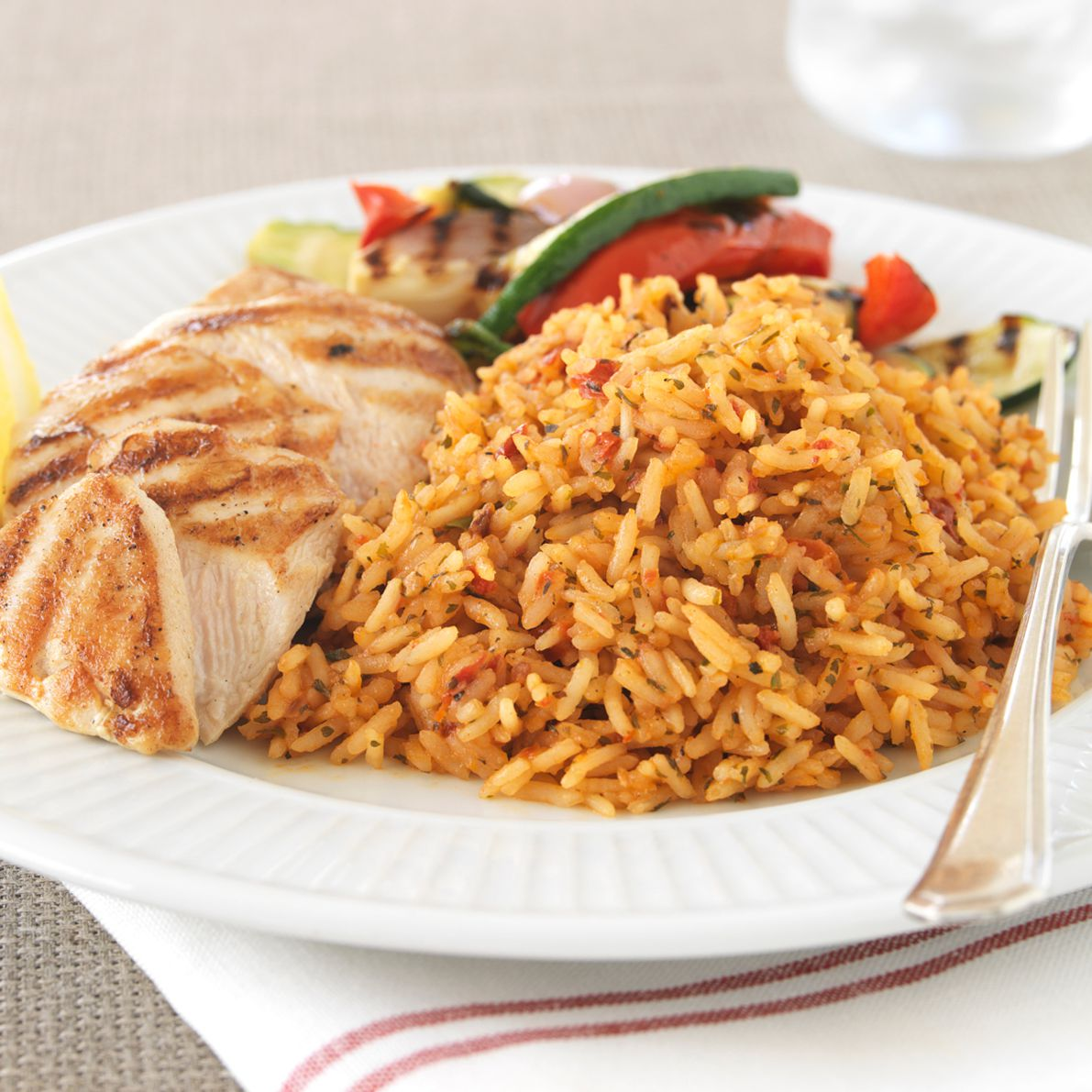 Southern-Style Spanish Rice With Bacon