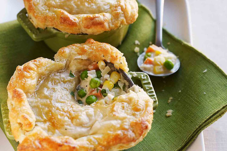 Easy Kosher Chicken Pot Pie