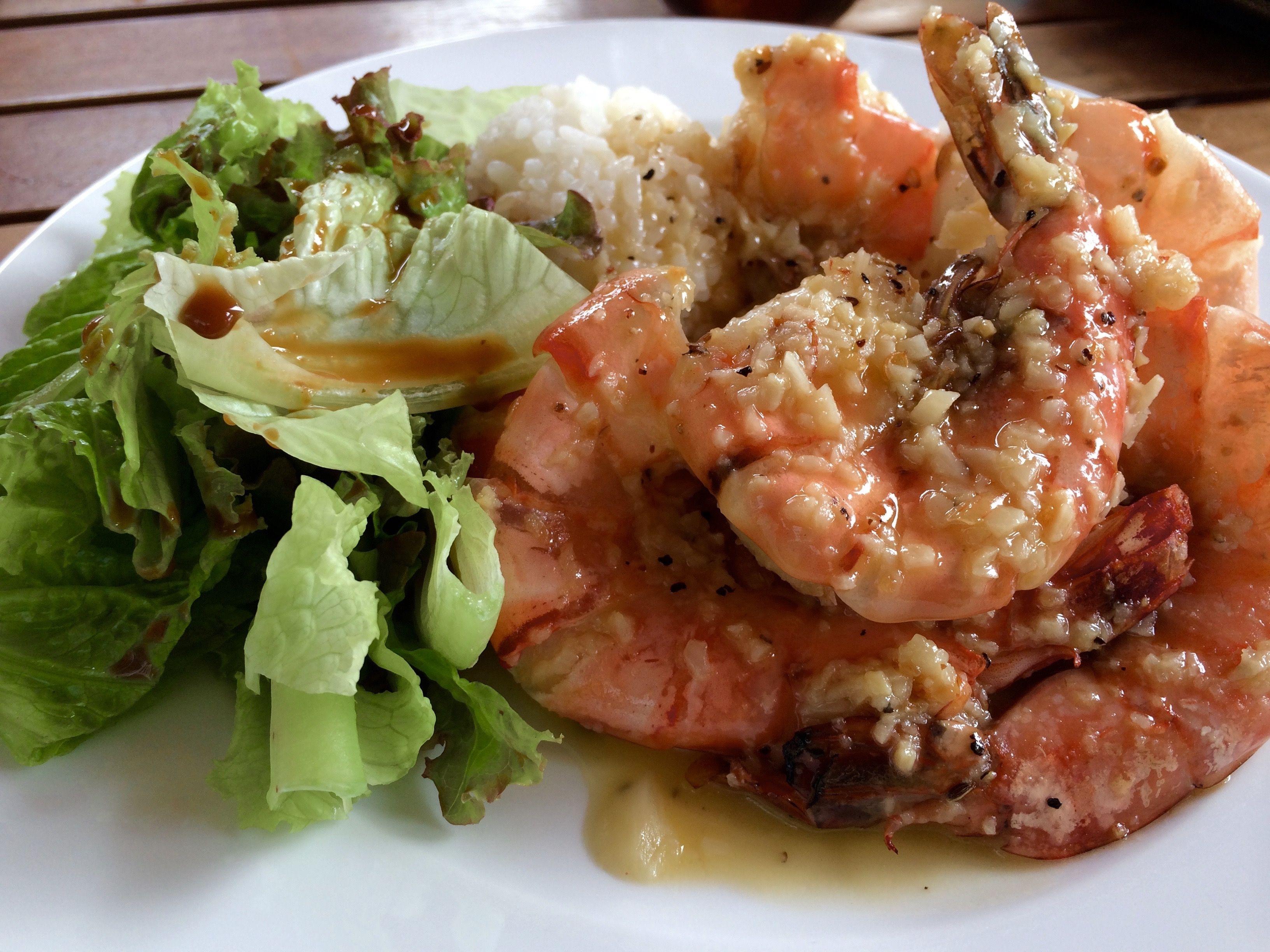 Baked Thai Chili-Garlic Shrimp Recipe