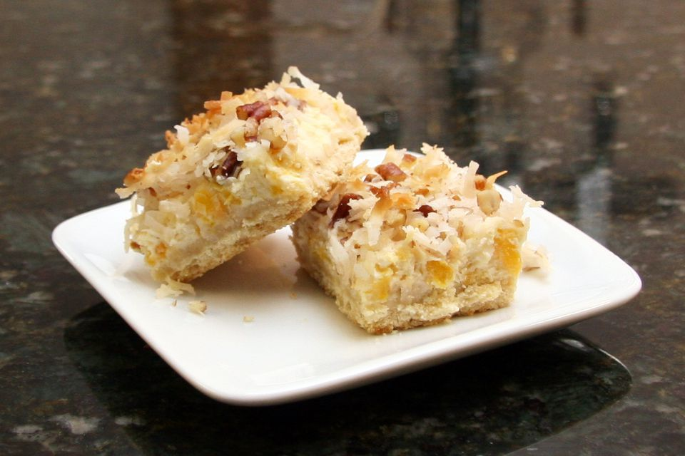Pineapple Delight Bars