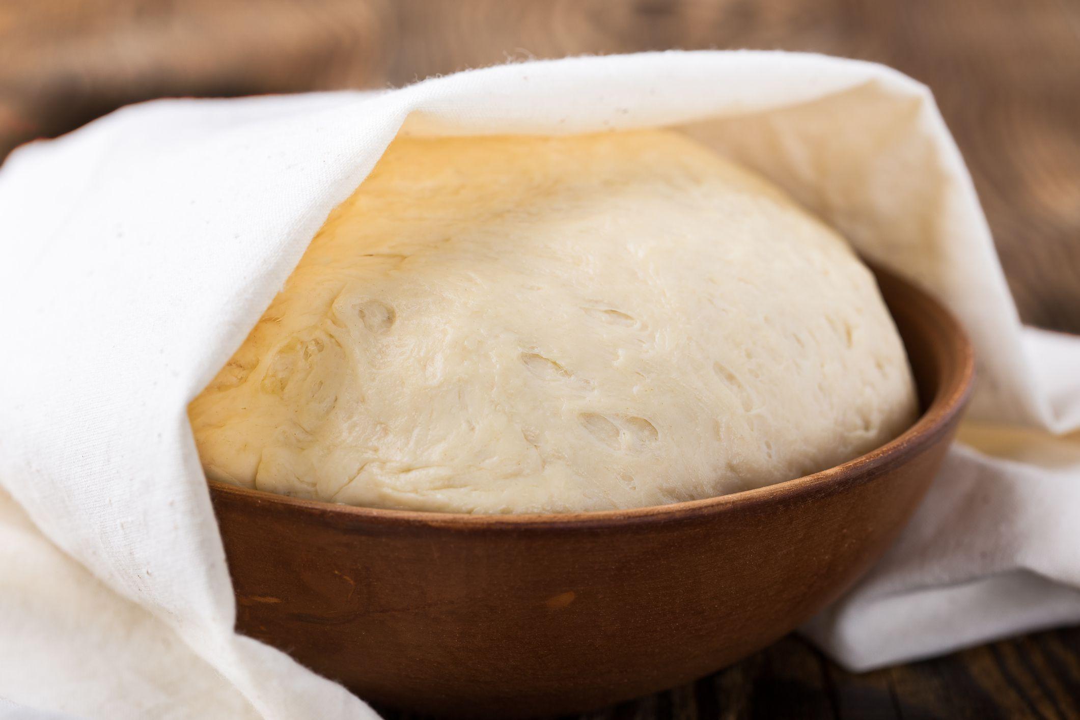 Ukrainian/Russian Basic Sweet Yeast Dough Recipe