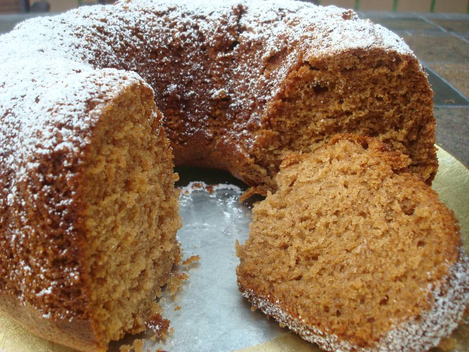 Chai-Spiced Honey Cake