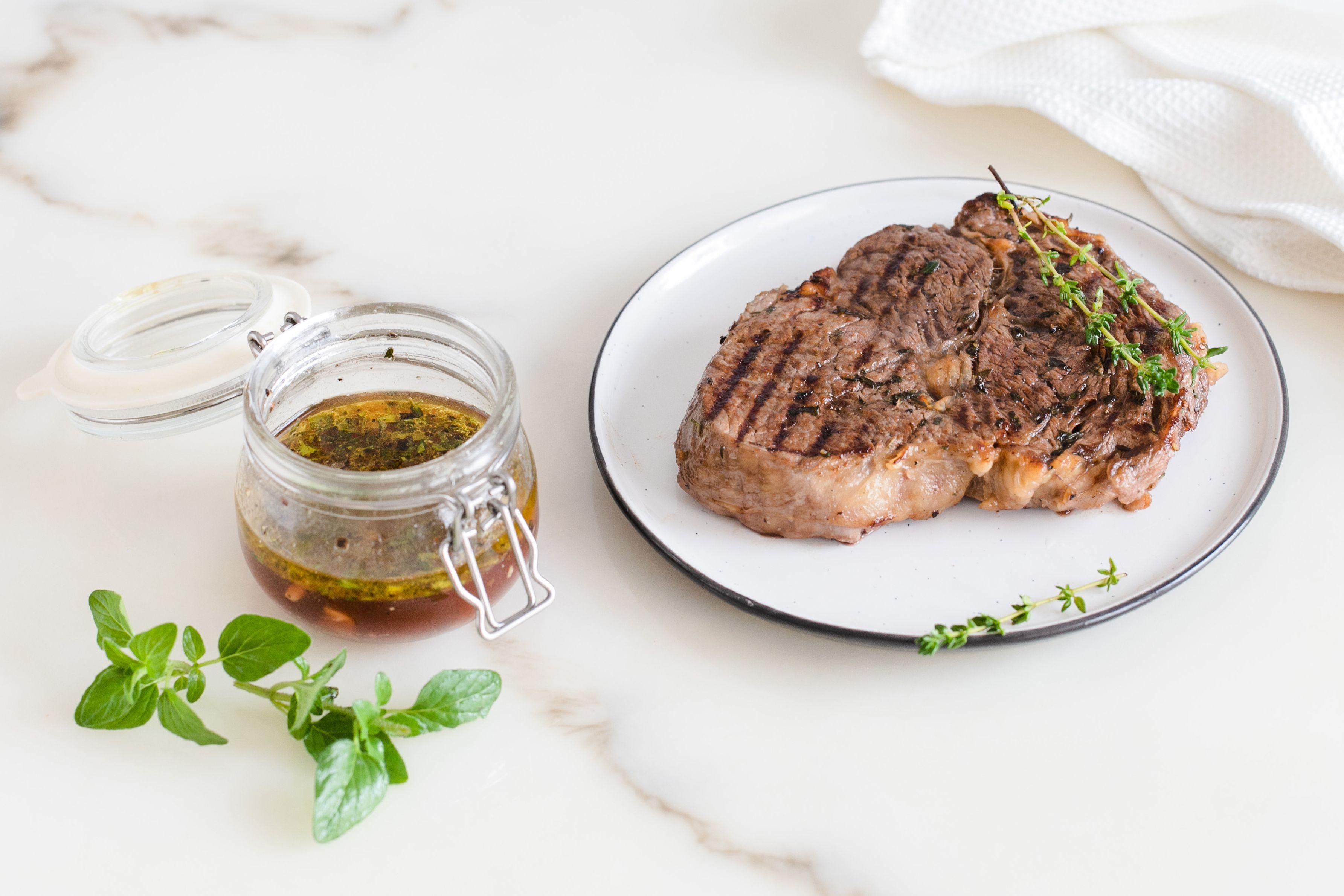 Classic Steak Marinade Recipe