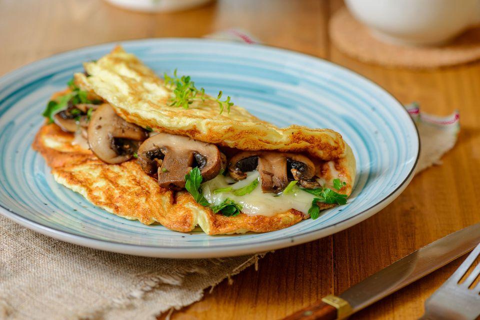 5-Minute Omelet recipe