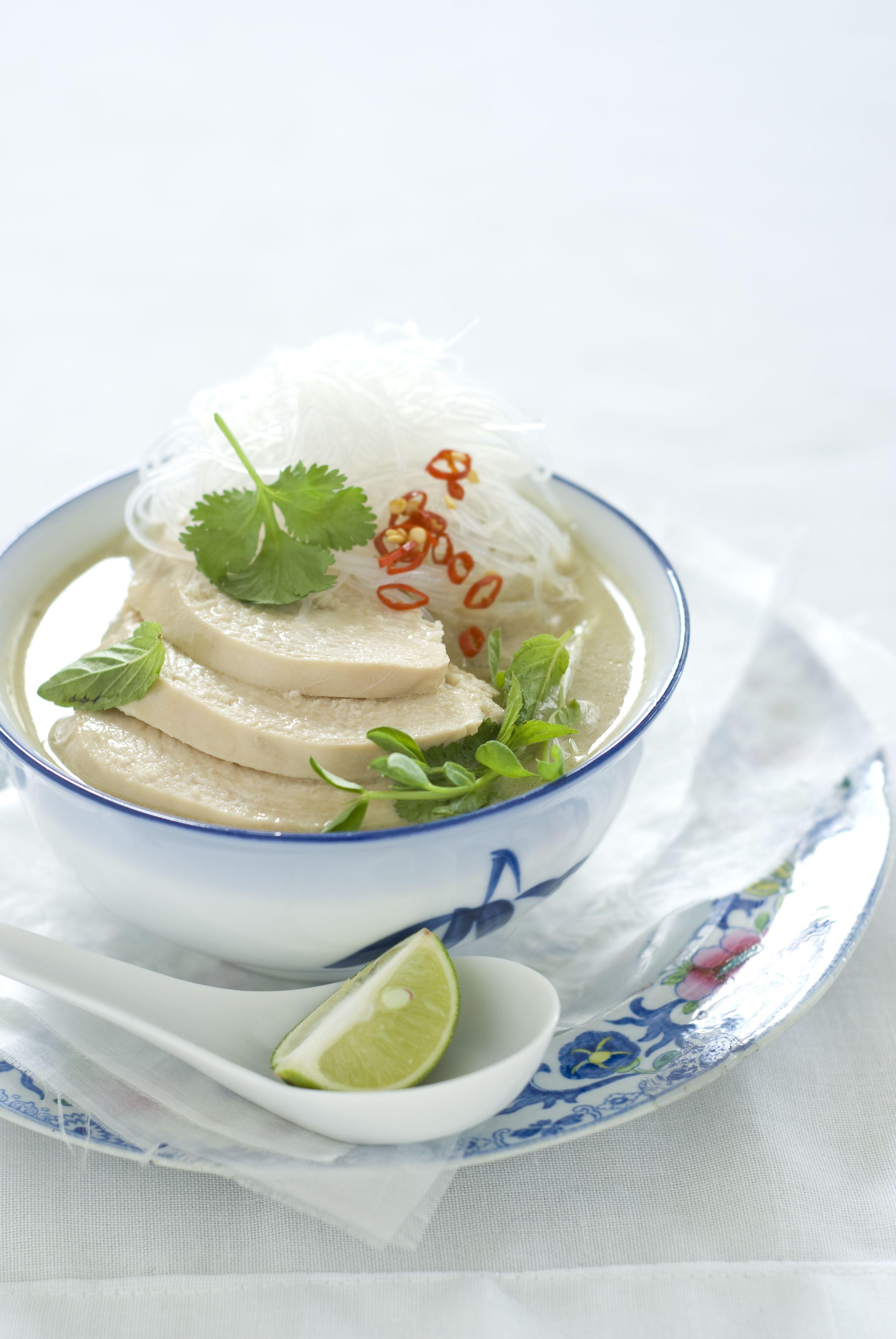Chicken Long Rice Recipe for a Hawaiian Luau