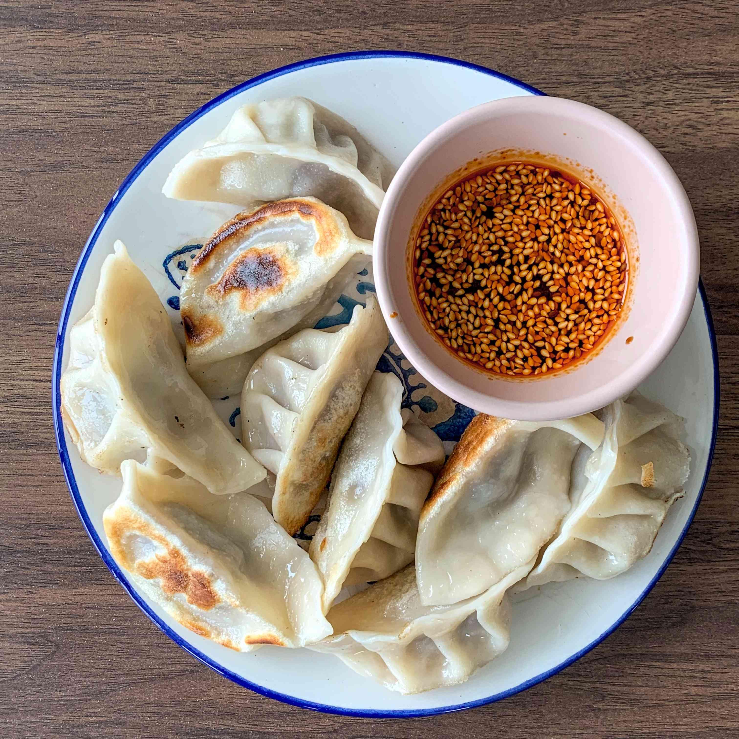 Korean Dumpling Tester Image