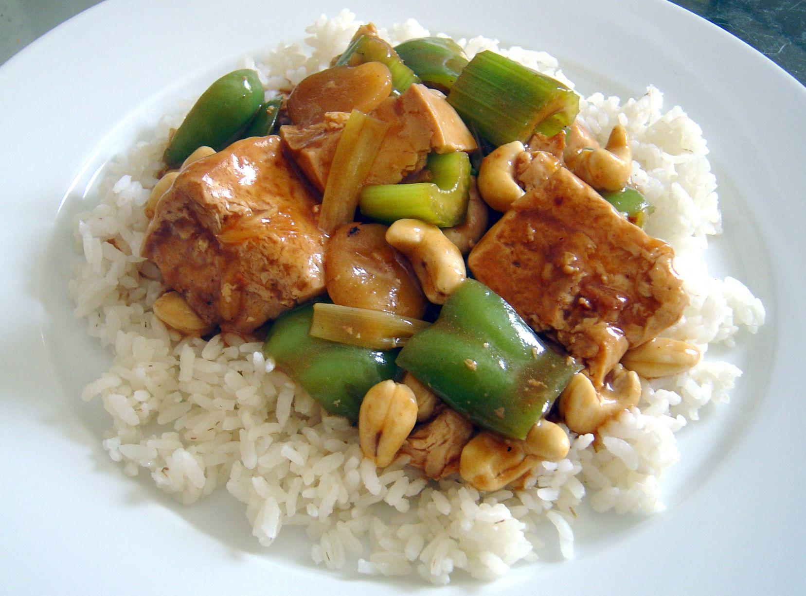 Vegetarian and Vegan Tofu Stir-fry Recipes