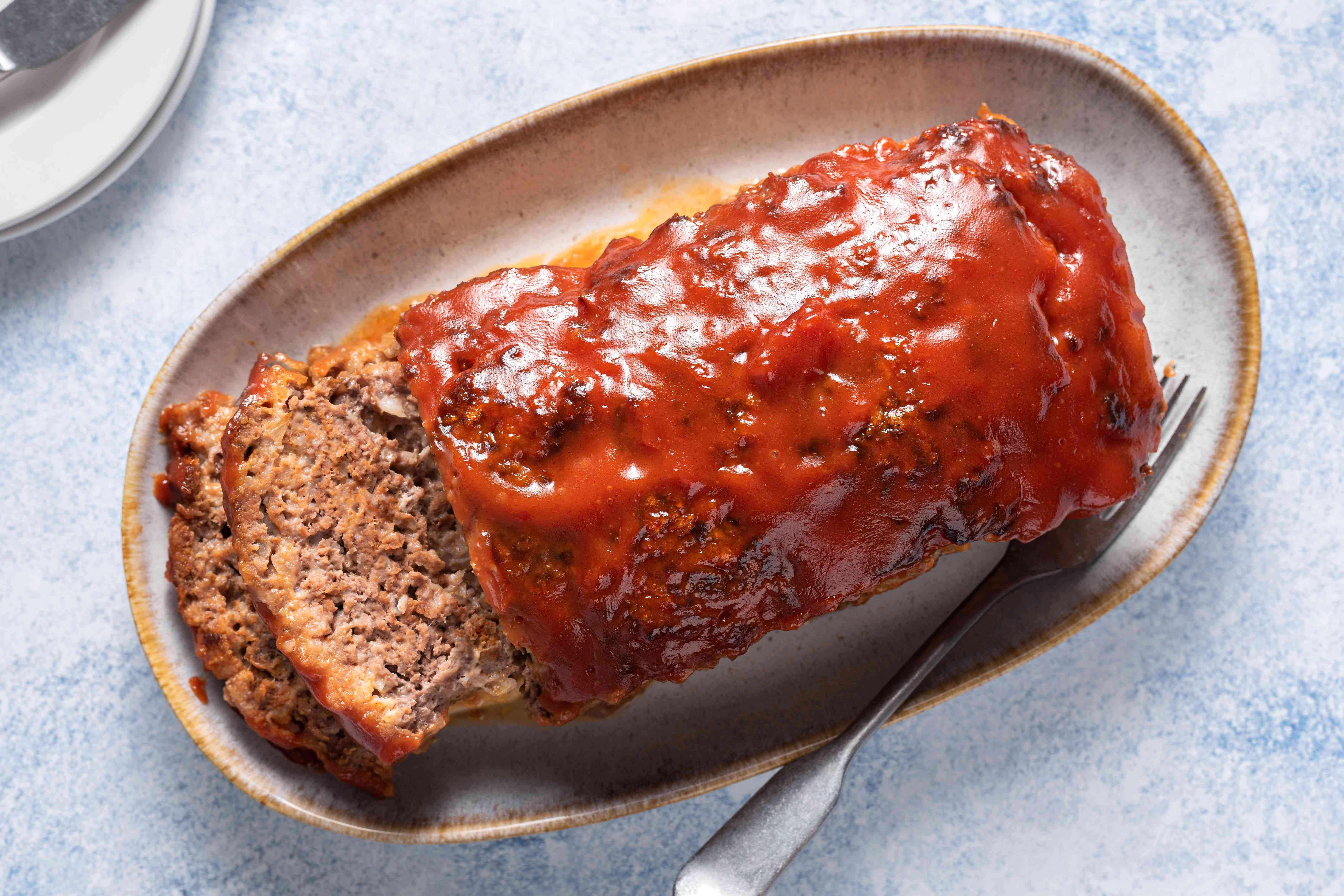Easy Classic Meatloaf