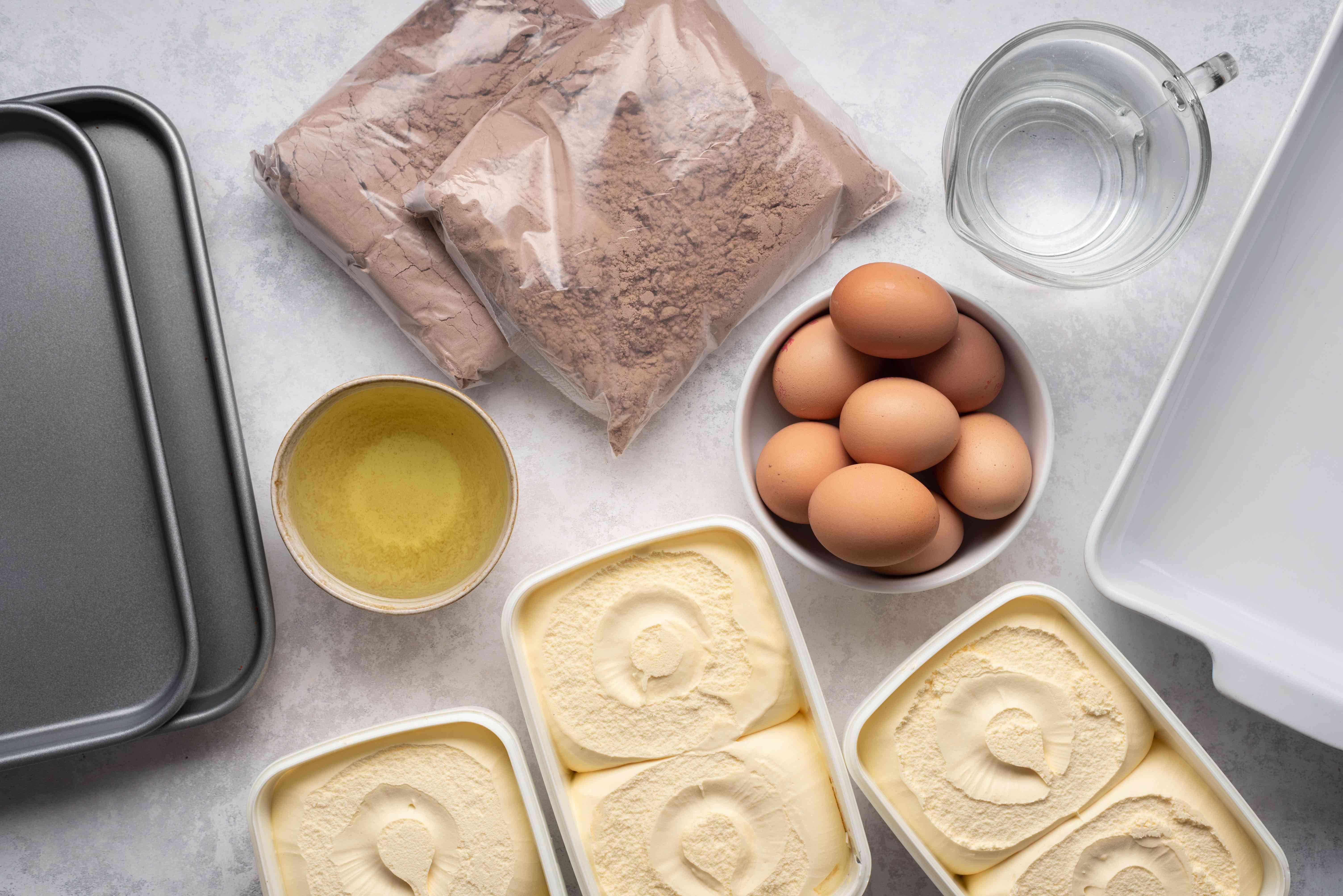 Giant Ice Cream Sandwich ingredients