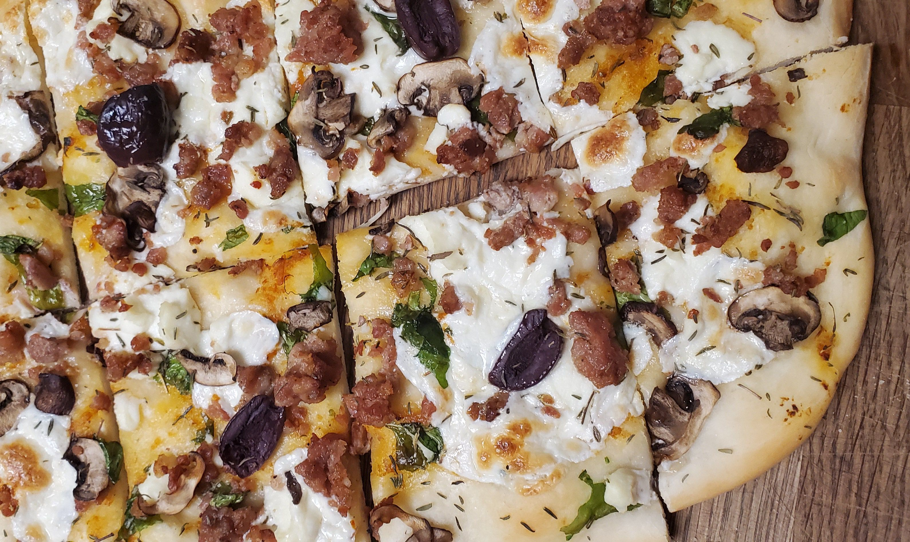 How To Make Easy Flatbread Pizza