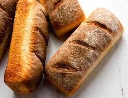 bread loaf beauty