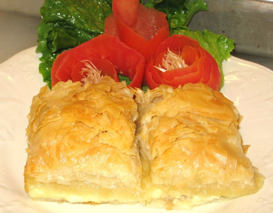 Burek Cheese Pie